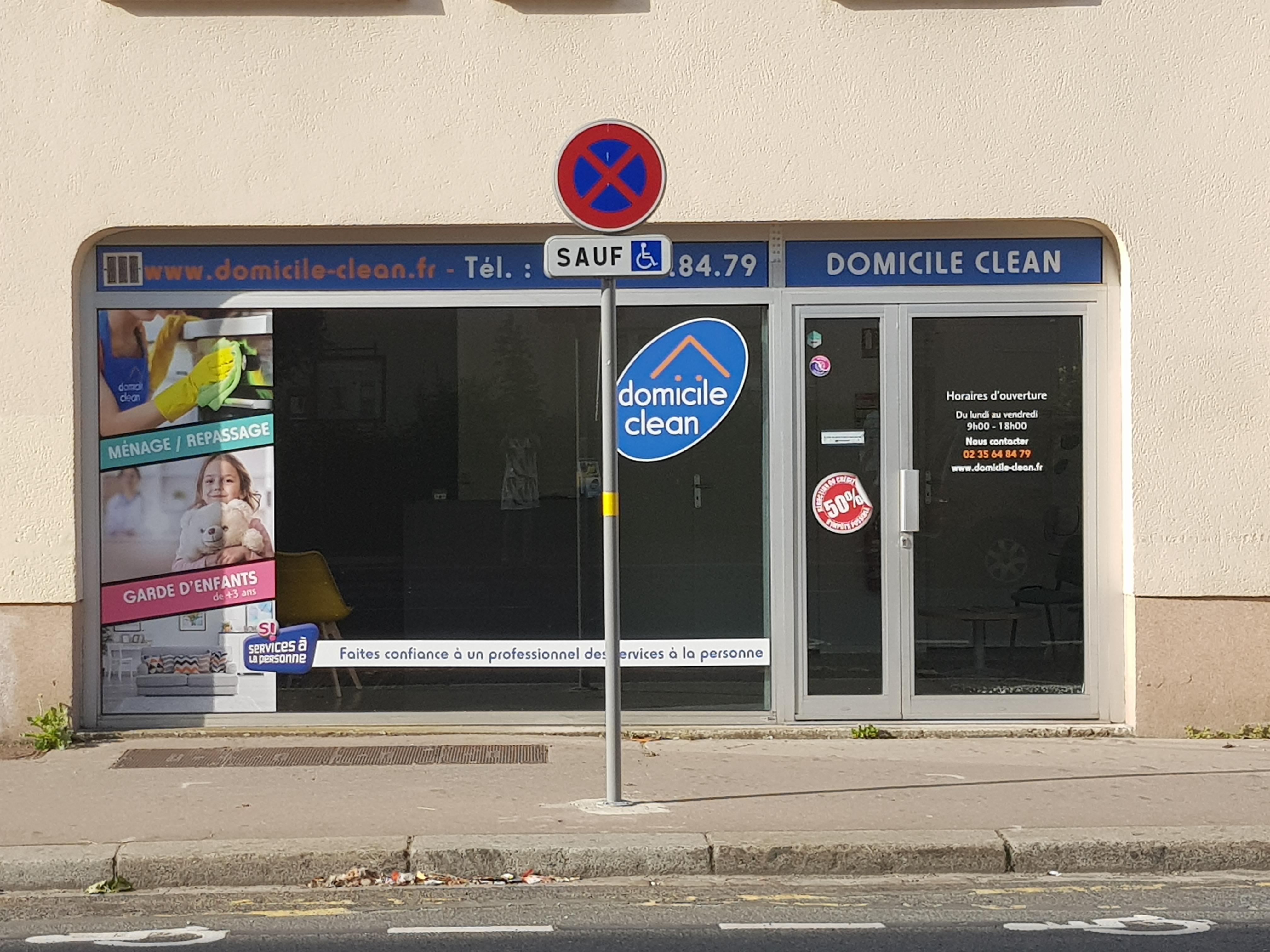 Domicile Clean - Agence ROUEN : aide à domicile